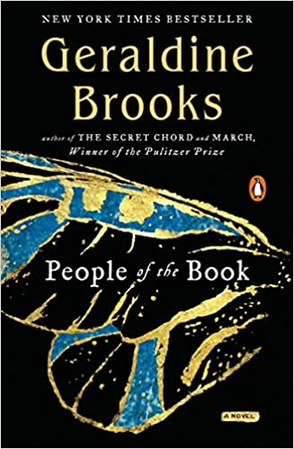 Amazon People Of The Book A Novel 8601400308981 Geraldine
