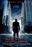 Inception Ver A Movie Poster Double Sided Original 27x40