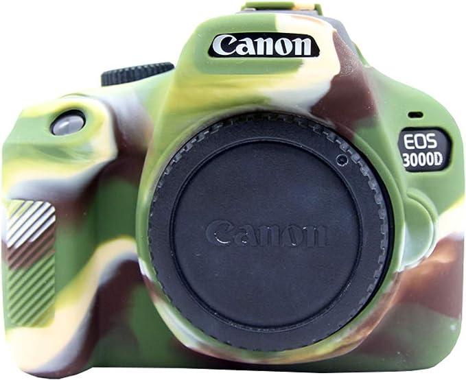 Easy Hood - Funda Protectora para cámara réflex Digital Canon EOS ...