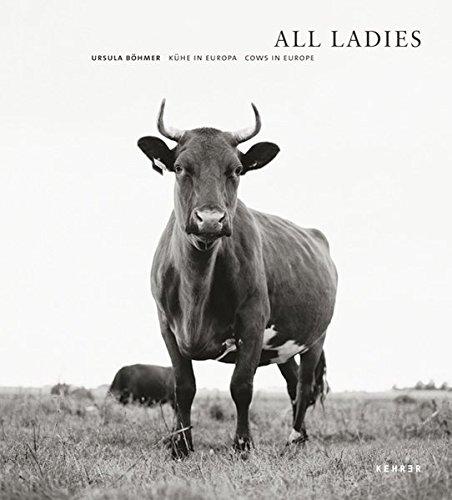 Ursula Böhmer – All Ladies: Kühe in Europa