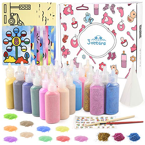 KID'S COMPLETE KIT FOR SAND ART