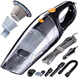 MATCC Corded Car Vacuum,DC 12V 110W 5500PA High Power Stronger...