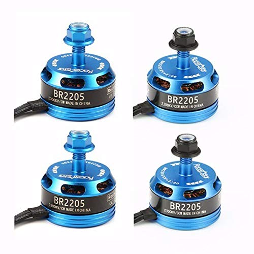 Used, Racerstar Racing Edition 2205 BR2205 2300KV 2-4S Brushless for sale  Delivered anywhere in USA