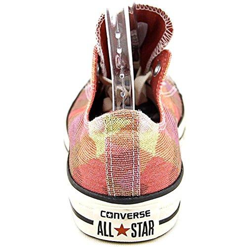 Motsatsen Mens All Star Ct Missoni Ox Rosa / Auburn Oss 9,5
