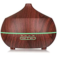 Tenswall Aromatherapy Essential 400ml Oil Diffuser