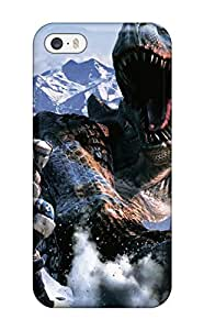 Holly M Denton Davis's Shop 8736236K72457524 Premium Case With Scratch-resistant/ Dinosaur Case Cover For Iphone 5/5s