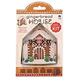Gingerbread House Kit - Ann Clark - US Tin Plated Steel