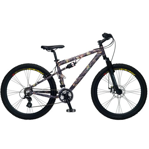 Mongoose Mossy Oak 26-inch Men's Mountain Bike