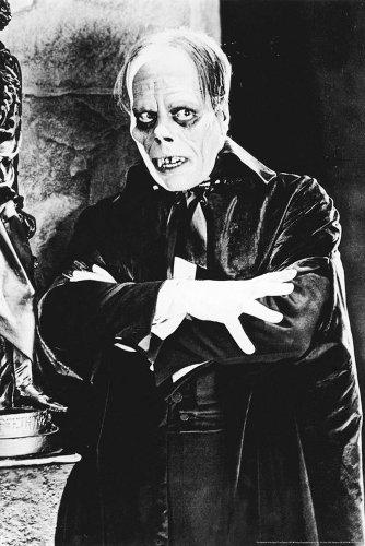 Studio B Phantom of The Opera Lon Cheney -