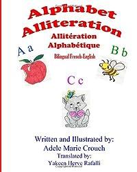 Alphabet Alliteration Bilingual French English