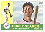 2017 Topps Archives #100 Corey Seager Los Angeles Dodgers Baseball Card