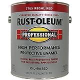 RUST-OLEUM 215965 Professional Gallon Regal Red Enamel