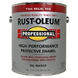 RUST-OLEUM 215965 Professional Gallon Regal Red Enamel