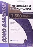 capa de Como Gabaritar Informática Para Concursos 1.500 Questões Comentadas