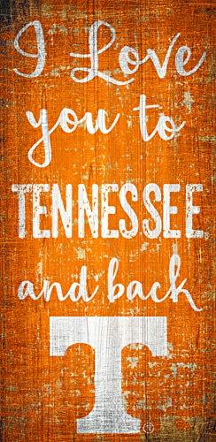 Fan Creations NCAA Tennessee Volunteers 6