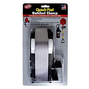 /4/ /1//2 de di/ámetro Pack de 2 Largo Brazo Quick pu/ño /® Abrazadera de montaje para herramientas y equipo 1//2//