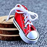 Best Happy Hours Shoe Trees - 1PC Sneaker Keychain Key Chains for Kids Canvas Review