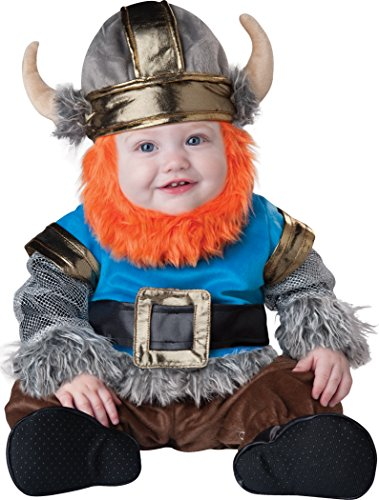 InCharacter Baby Lil' Viking Costume