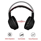 NUBWO N2 Gaming Headset Xbox One PS4 Playstation 4 Headphones Computer PC Mic Stereo Gamer Microphone Skype Xbox one s Xbox 1 x Games