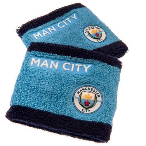 MCFC Manchester City Blue Wristbands