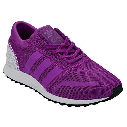 adidas Originals Women's ' Los Angeles Trainers US6.5 Purple by adidas Originals