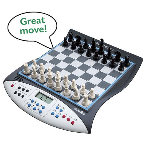 超安い品質 Talking Chess Master Talking 3 Chess Master by PowerBrain B00JVXM96A, 芽室町:963d5e1c --- ciadaterra.com