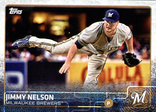 2015 Topps Special Edition Baseball Card #MB-12 Jimmy Nelson Mint