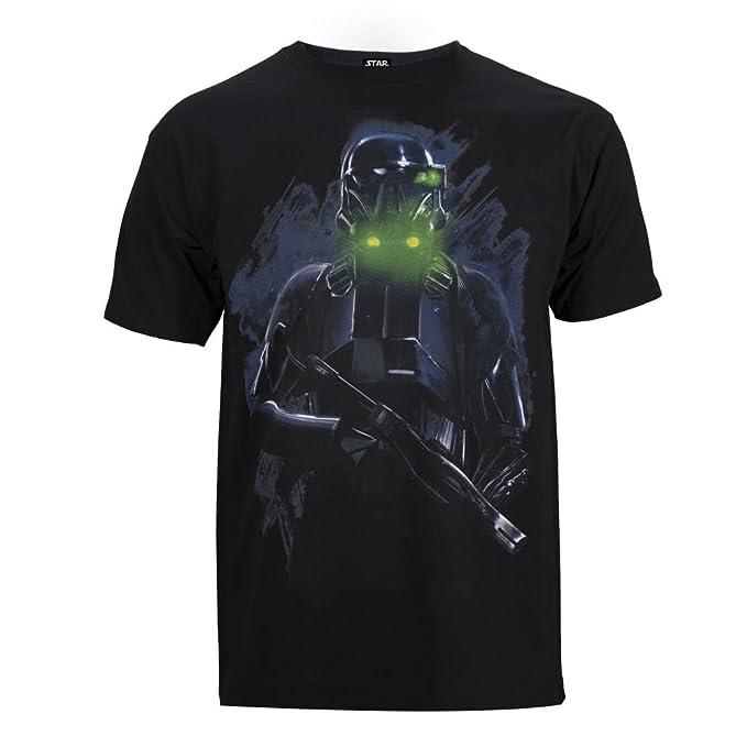 Star Wars - Camiseta con Soldado Imperial para Hombre: Amazon.es: Ropa y accesorios