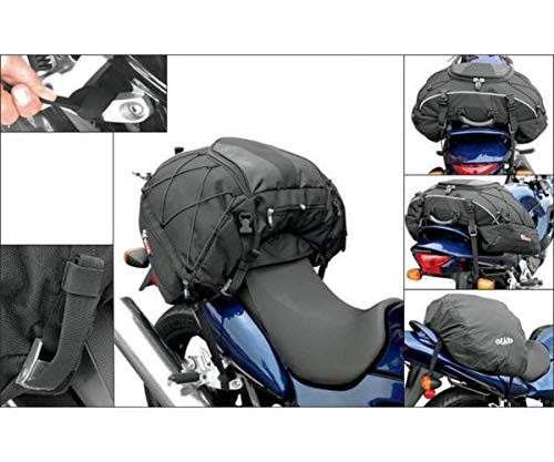 Gears Motorcycle Tail Bag |