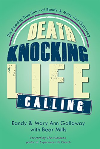Death Knocking, Life Calling: The Amazing True Story for sale  Delivered anywhere in USA