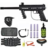Tippmann 98 Custom Paintball Marker Gun 3Skull Nitro - Best Reviews Guide