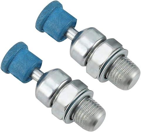 2PCS Decompression Valves for HUSQVARNA STIHL 50 51 55 272 340 345 346 346XP 350