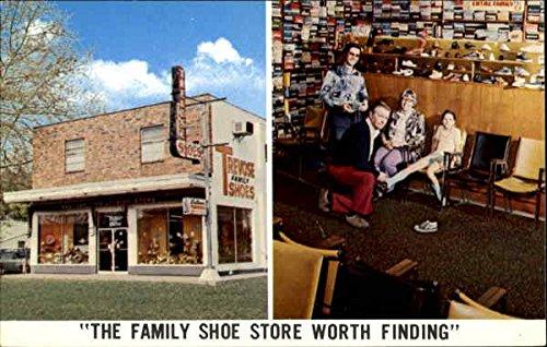 Trevose Family Shoe Store, 1738 Brownsville Rd Trevose, Pennsylvania Original Vintage - Brownsville Stores