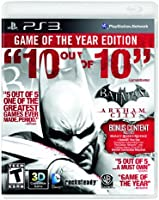 Batman: Arkham City: Game of the Year Edition - PlayStation 3