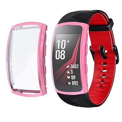 bloatboy - Carcasa para Reloj Samsung Gear fit 2 Pro Watch ...