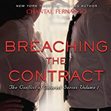 Breaching the Contract Audiobook by Chantal Fernando Narrated by Lucky Summer, Benjamin Claude