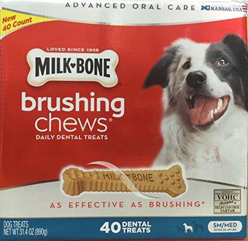 milk-bone-brushing-chews-small-medium-40-dental-treats-314oz-by-milk-bone