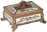 Kensington Hill Woodruff Antique Copper Mirror Covered Box