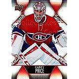 Carey Price Hockey Card 2016-17 Tim Hortons #31 Carey Price
