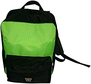 product image for Backpack Student size light weight durable beautiful neon colors Made in USA.