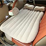 SYH01 Automobile Inflatable Mattress Home Camping Mult-Type Auto Accessorie Air Bed Car MatOutdoor Travel Car Sleeping Air Mattress