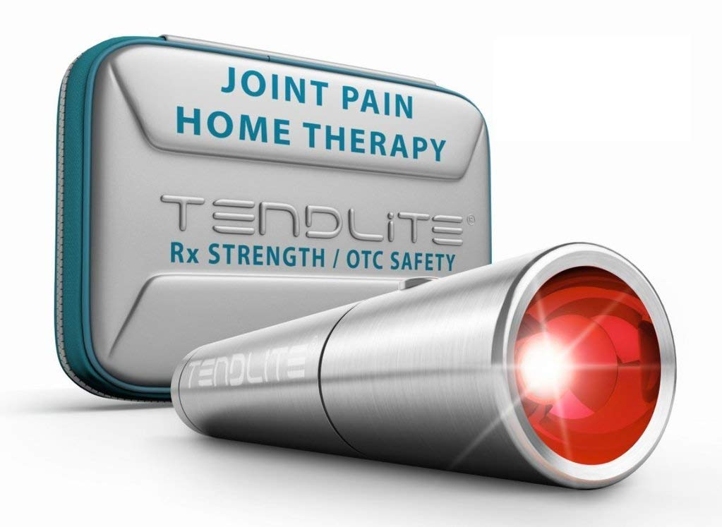 TENDLITE Red Light Therapy Device – FDA Cleared Advanced Medical Grade Technology Targets Injury Directly and Provides Joint and Muscle Pain Relief
