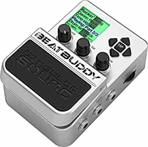 singular sound beatbuddy the first guitar pedal drum machine amazon launchpad. Black Bedroom Furniture Sets. Home Design Ideas