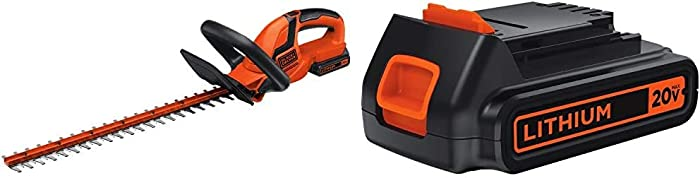 The Best Black  Decker Charger Lithium For Hedge Trimmer