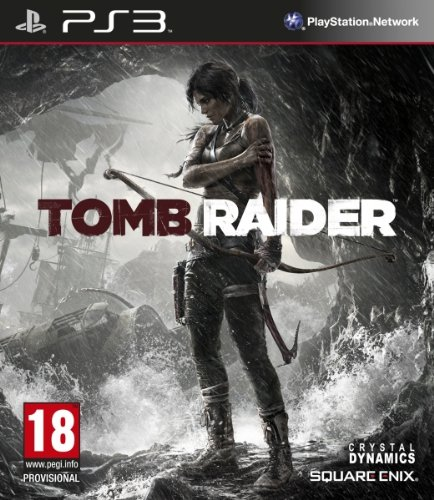 PS3 TOMB RAIDER SQUARE ENIX SP3T26