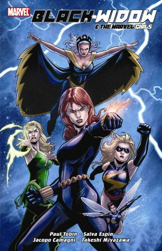 Black Widow & The Marvel Girls