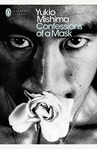 Book cover for Confessions of a Mask