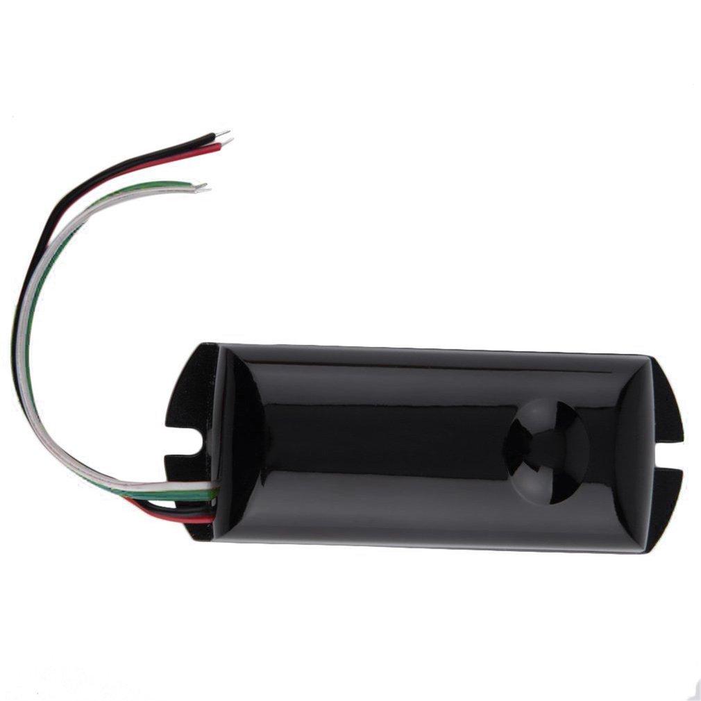 Rilevatore a barriera IR a raggi infrarossi cablato a singolo raggio Nuovo sensore di movimento esterno FairytaleMM