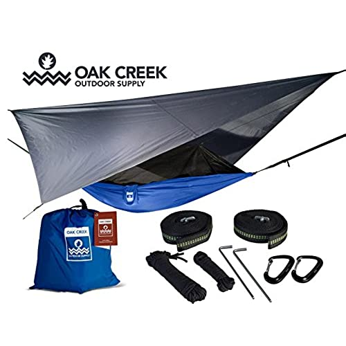Lost Valley Premium C&ing Hammock with Rain Fly Mosquito Net Tree Straps - Hammock Bundle - Protection from Bugs in Jungle - Lightweight Tear Resistant ...  sc 1 st  Amazon.com & Tent Bundles for Camping: Amazon.com