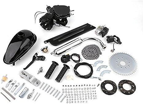 cnmodle gasolina gas motor para bicicleta Motor Kit completo motorizado bicicleta ciclo de 2 tiempos motor